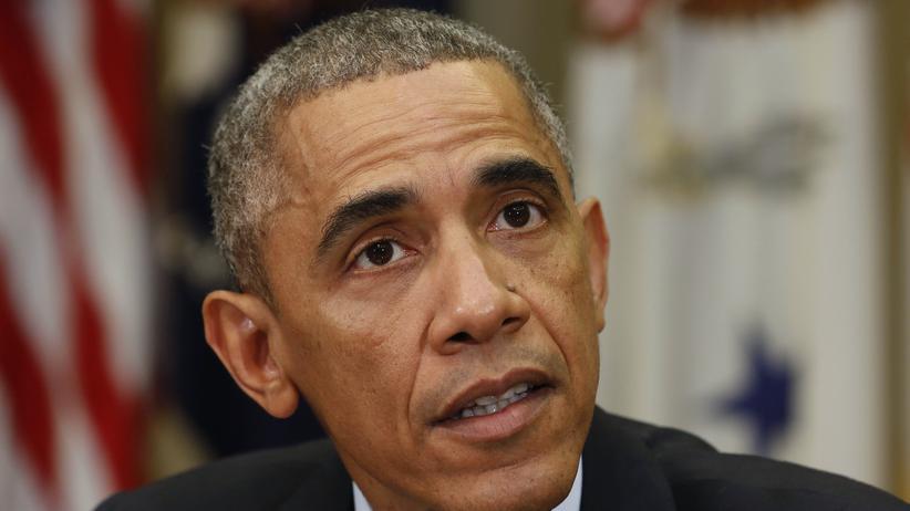 USA: US-Präsident Barack Obama am 18. November 2014