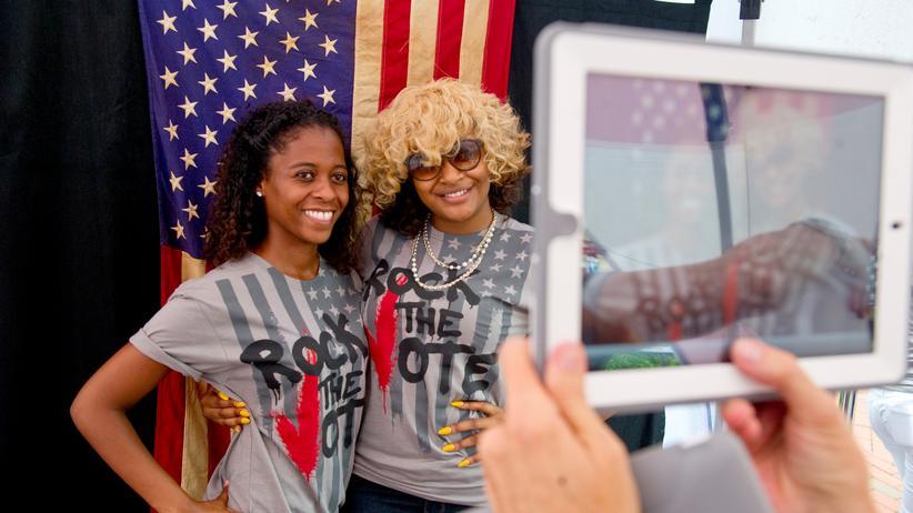 US-Wahlen: Obama macht den Mister Smiley