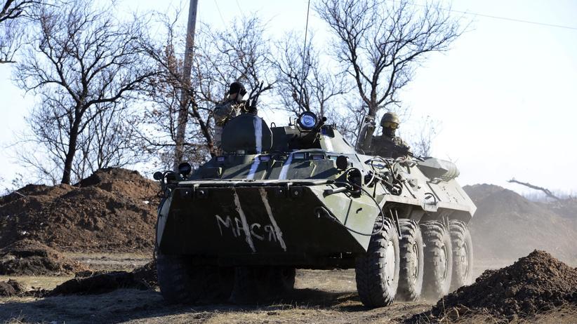 Wahlen Ukraine Luhansk Donezk