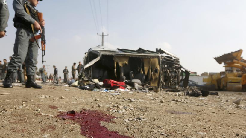 Afghanistan Gewaltofper