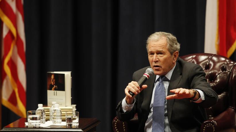 Irak-Krieg: Senator wirft Ex-Präsident Bush Lügen vor