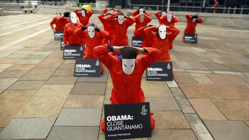 Gefangenenlager: Uruguay nimmt sechs Häftlinge aus Guantánamo auf