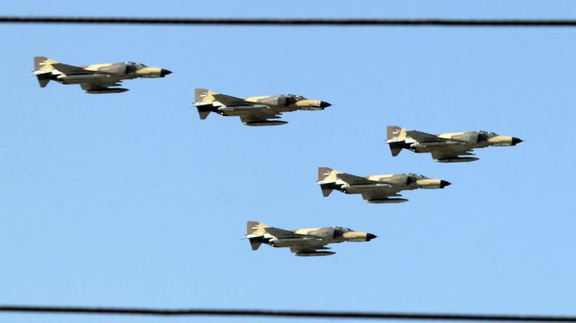 """""""Islamischer Staat"""": Iran fliegt Luftangriffe gegen den IS"""