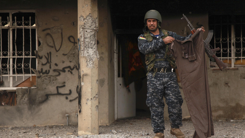Kurden entdecken Massengrab im Sindschar-Gebirge