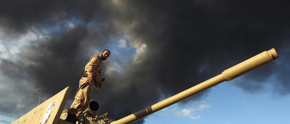 Libyen Kriegsverbrechen
