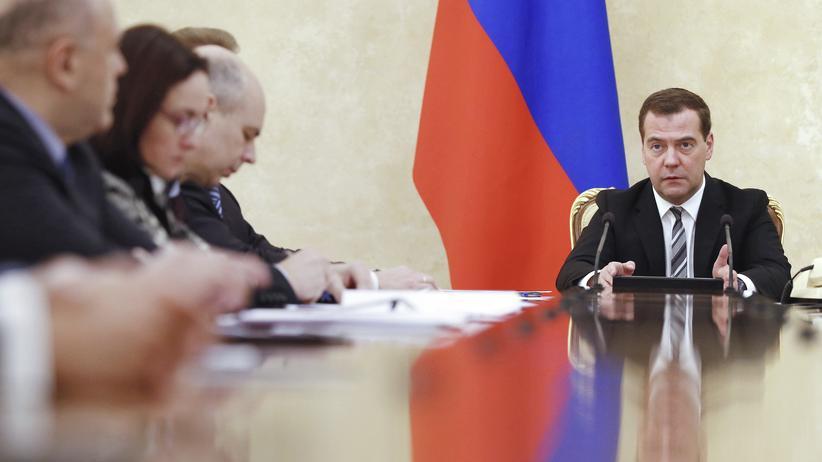 Russland Ukraine Donezk Luhansk Regierungskommission