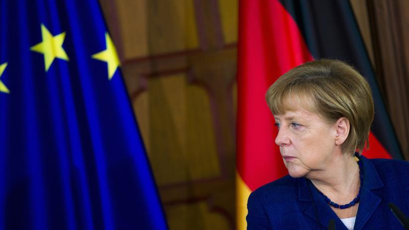 Merkel Frankreich