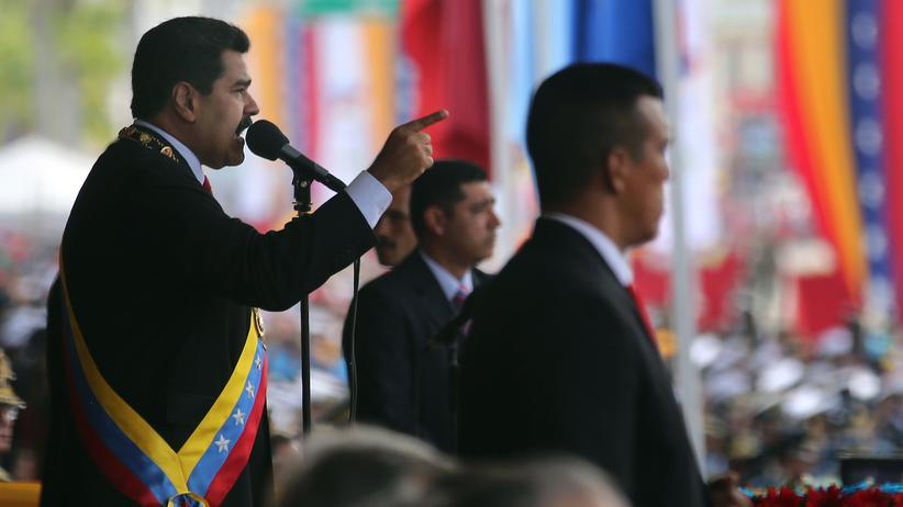 Ölpreis: Maduro sieht Ölkrieg gegen Venezuela und Russland