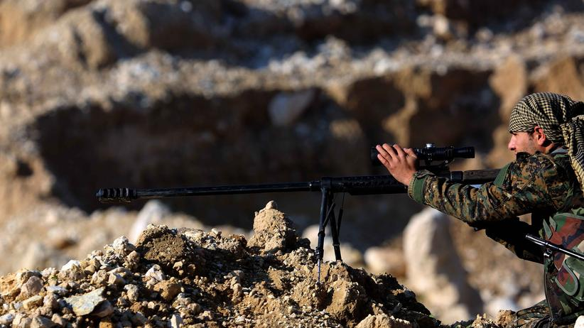 """Islamischer Staat"": Kurden melden Erfolg im Kampf um Sindschar"