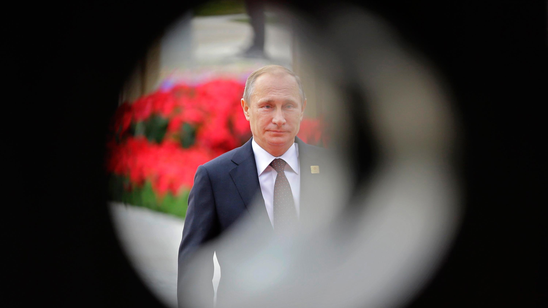 Was Putin treibt