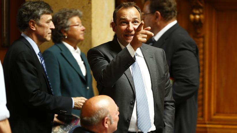 Schweizer Politiker: Kapital statt Kuhstall