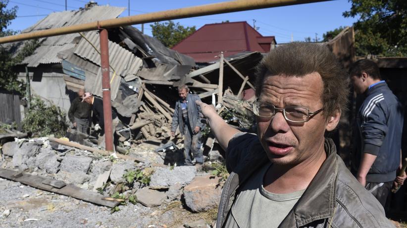Ukraine-Konflikt: UN warnen vor Elend in Ostukraine