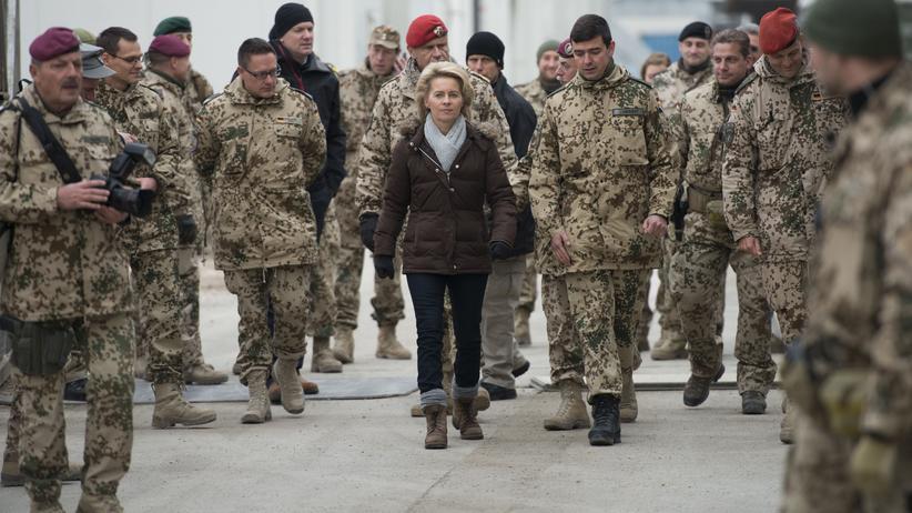 Ursula von der Leyen Afghanistan Bundeswehr