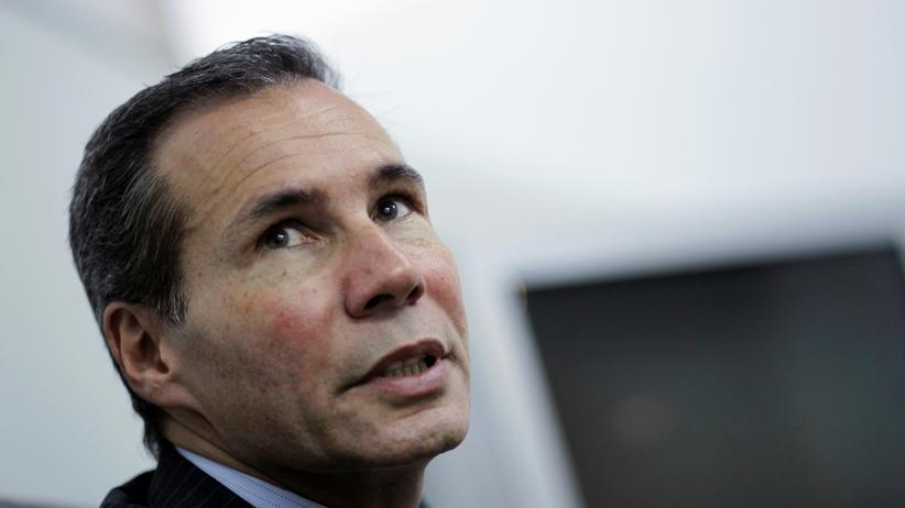 Der argentinische Staatsanwalt Alberto Nisman