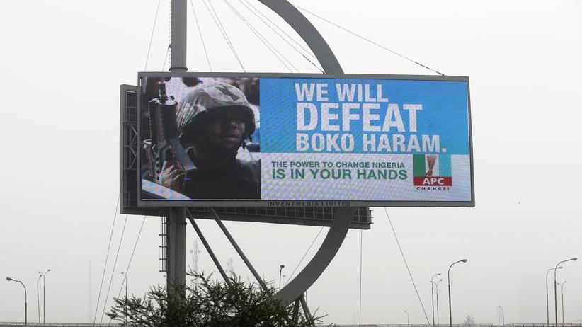 Terrorismus: Nigerianische Armee tötet Mitglieder von Boko Haram