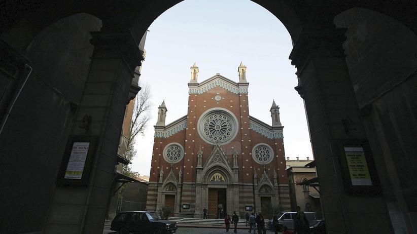 Christliche Kirche Istanbul Sankt Antonius