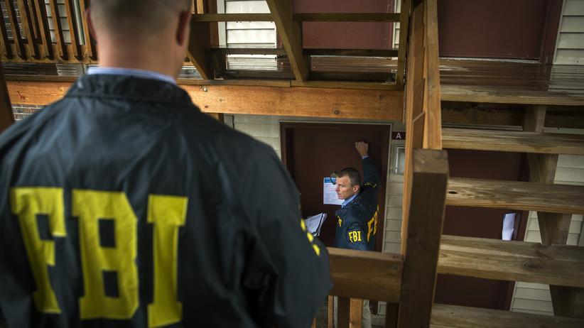 FBI-Mitarbeiter in den USA