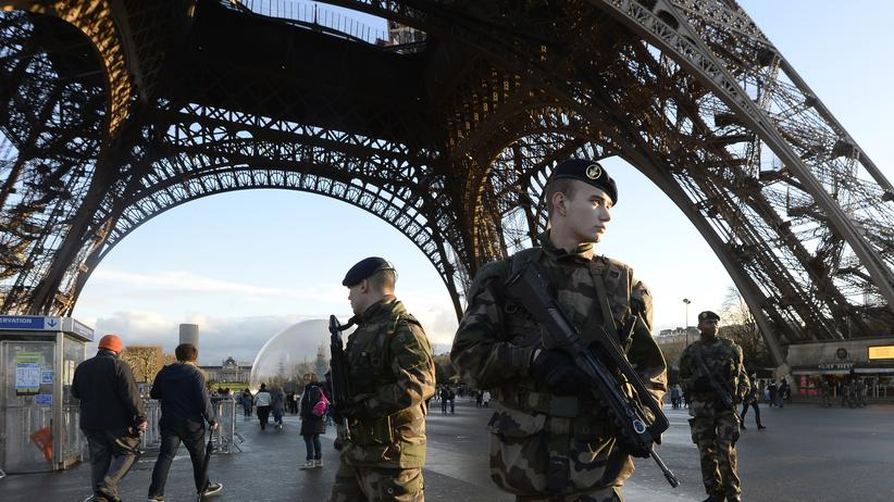 Frankreich Terrorismus Staatsbürgerschaft