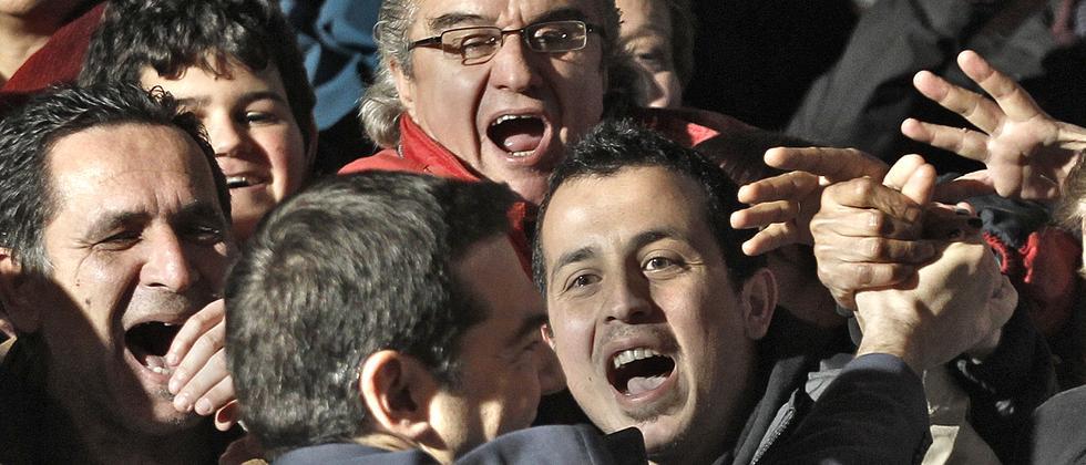 Griechenland Wahl Tsipras