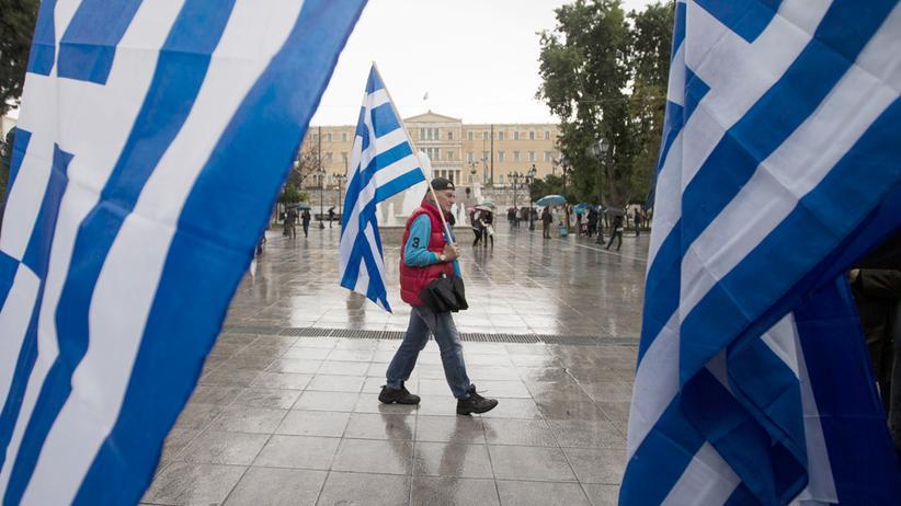 Syriza: Tsipras setzt auf Sieg
