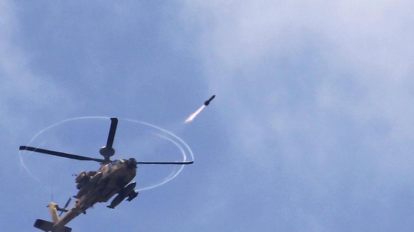 Golanhöhen: Israel tötet ranghohe Hisbollah-Kämpfer