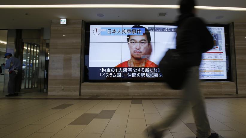 Japan: IS soll japanische Geisel getötet haben