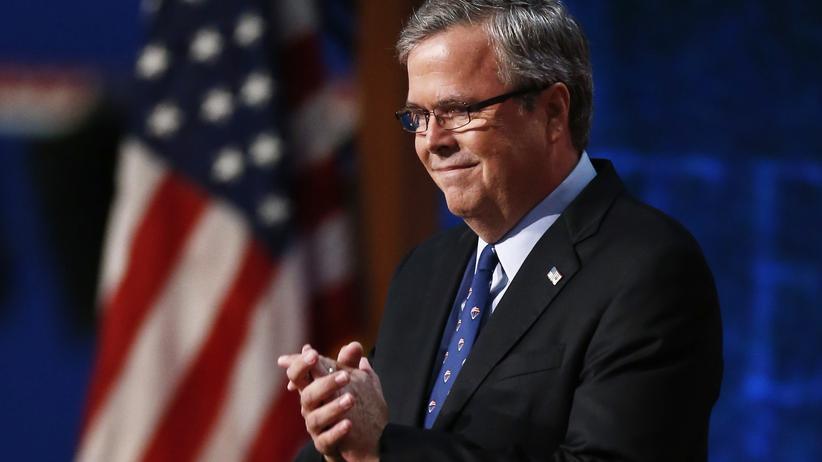 Jeb Bush: Der Mann, der Barack Obama ablösen soll