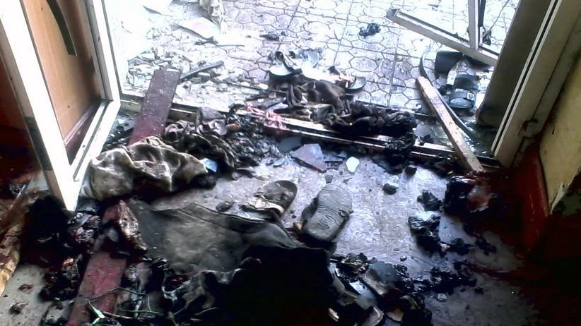 Jemen Anschlag Attentat Schiiten Ibb Bombe Sprengsatz