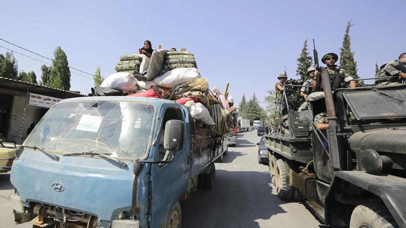 Libanon Syrien Visum Pflicht