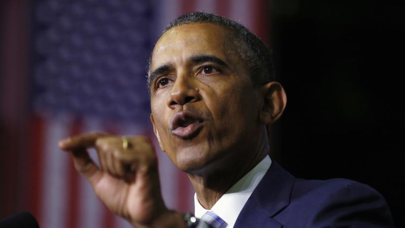 Barack Obama Datenschutz USA