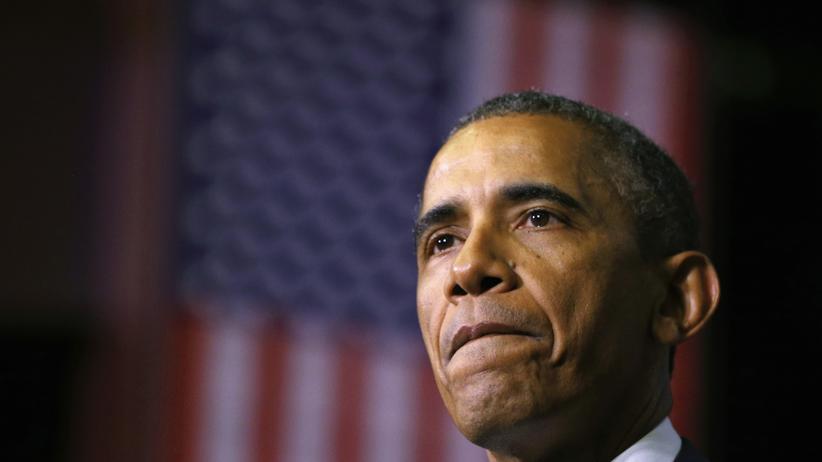 Trauermarsch: US-Präsident Barack Obama