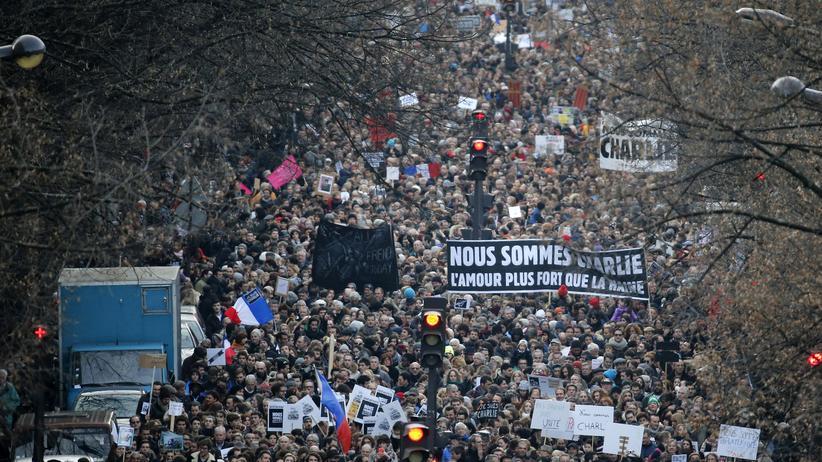 Paris Trauermarsch