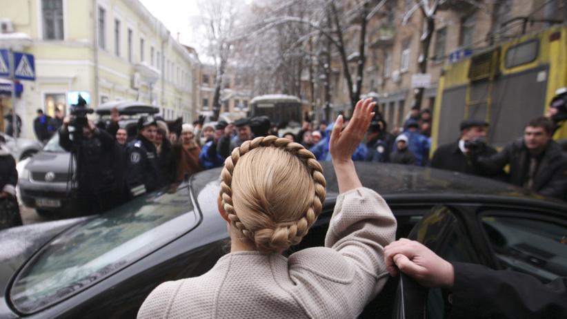 Ukraine: Menschenrechtsgerichtshof legt Fall Timoschenko zu den Akten