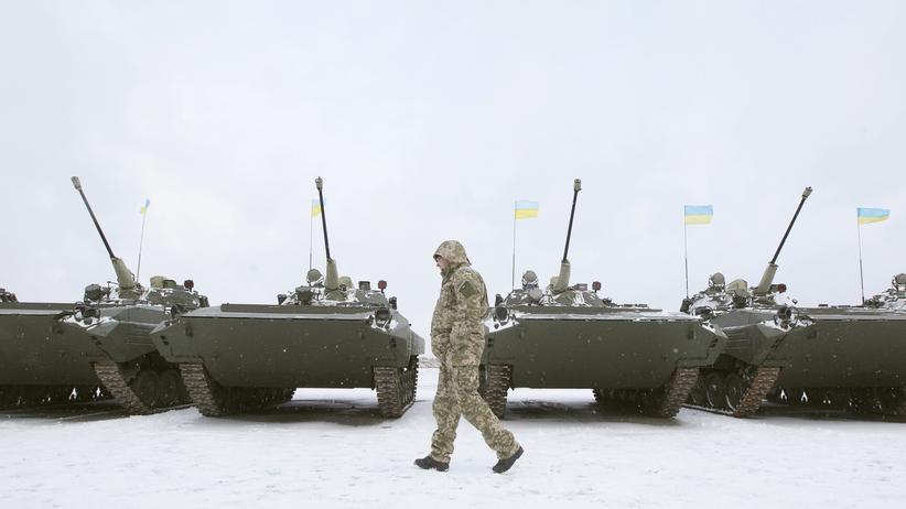 Ukraine Krise
