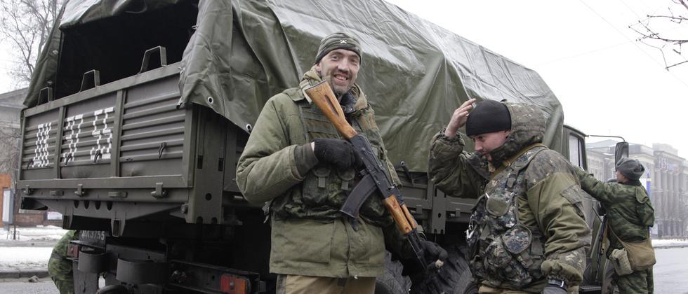 Ukraine Russland Sanktionen