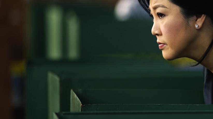 Thailand: Thailands frühere Ministerpräsidentin Yingluck Shinawatra wurde endgültig ihres Amtes enthoben.