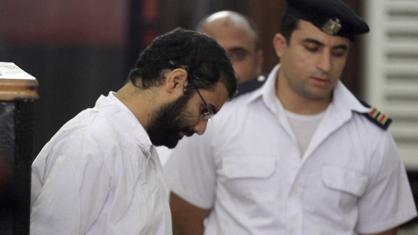 Ägypten: Aktivist zu fünf Jahren Haft verurteilt