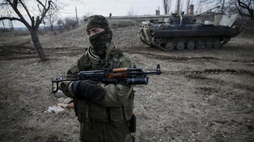 Journalist Festnahme Ukraine
