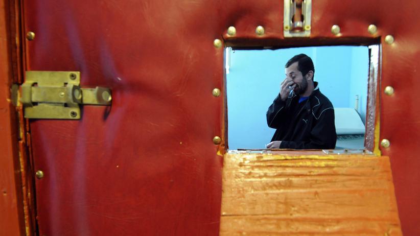 Asylbewerber: Ein illegaler Flüchtling in Mukatschewo an der Grenze zwischen der EU und der Ukraine