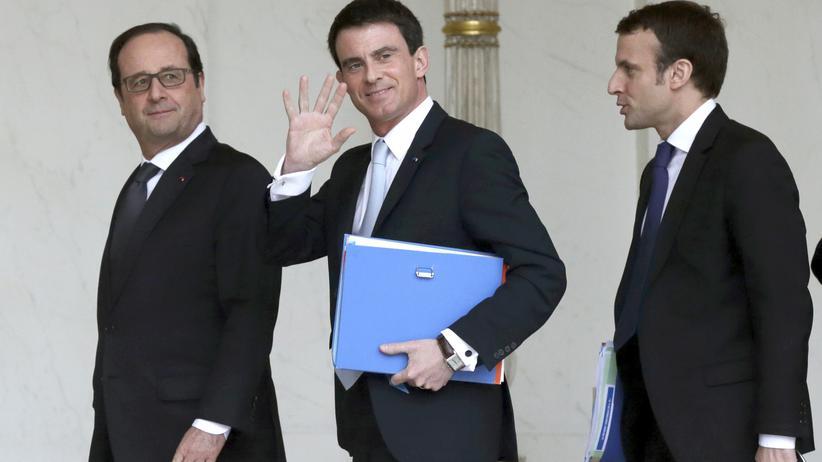 Frankreich Finanzkrise Finanzen François Hollande