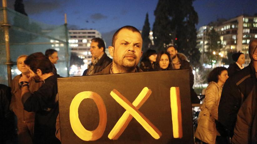 Griechenland: Wer gegen Tsipras ist, ist gegen ganz Griechenland