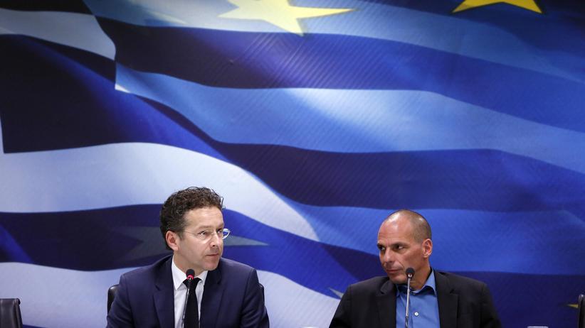 Griechenland Troika