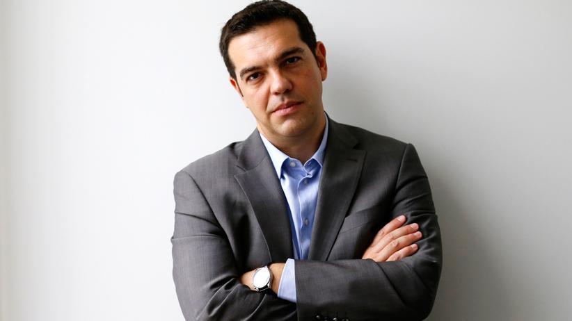 Griechenland: Syriza-Chef Alexis Tsipras.