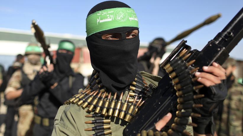"""""""Islamischer Staat"""": Hamas verurteilt Enthauptung ägyptischer Christen"""