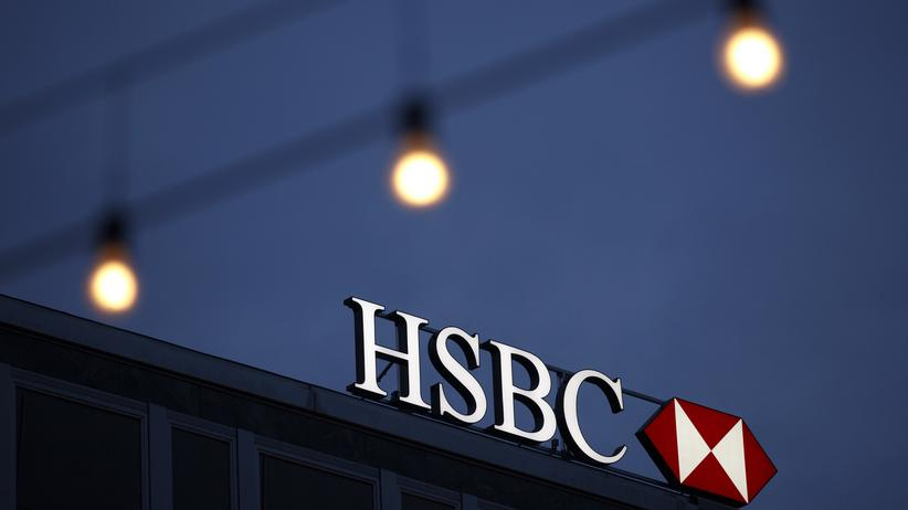 Swissleaks: Gebäude der britischen Großbank HSBC in Genf