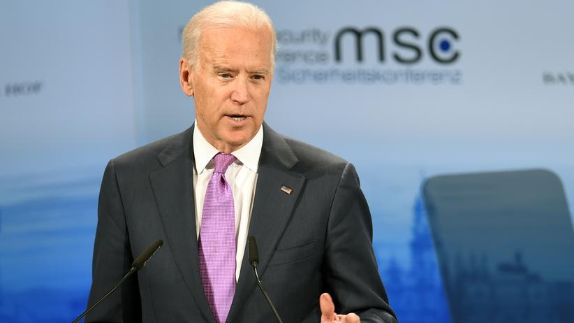 Joe Biden Münchner Sicherheitskonferenz