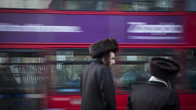 Antisemitismus: Mehr Angriffe auf Juden in Großbritannien als je zuvor