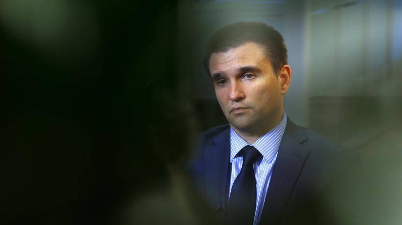 Ukraine: Pawlo Klimkin
