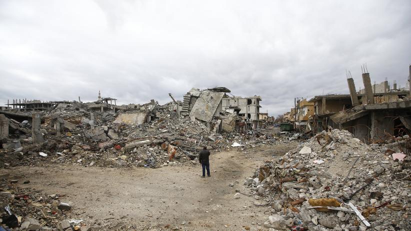 """""""Islamischer Staat"""": Kobani gibt es nicht mehr"""