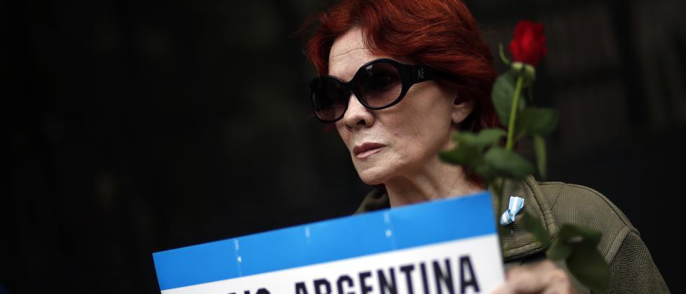 Argentinien Nisman Haftbefehl Kirchner